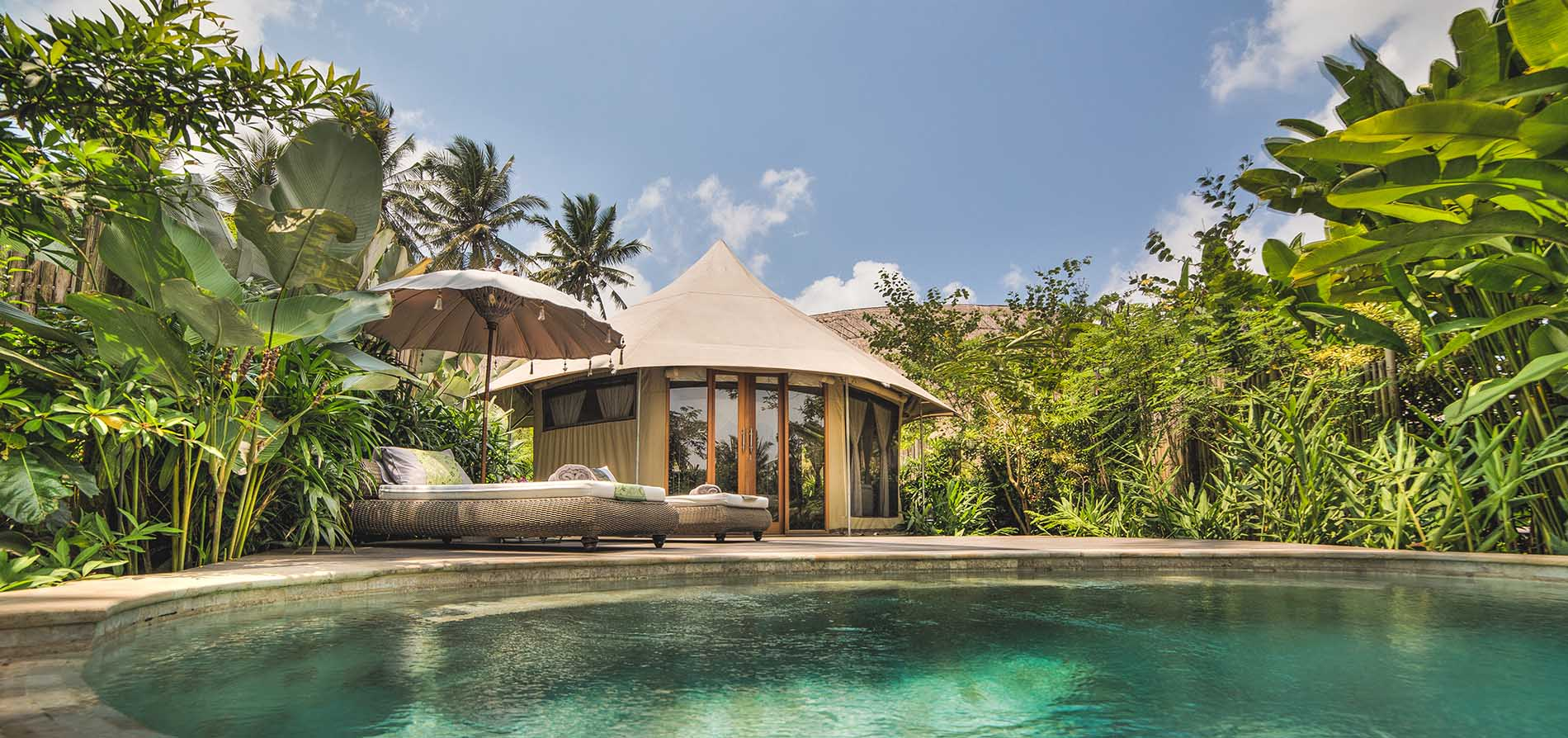 Luxury Resort in Bali, the best boutique hotel in Ubud Indonesia