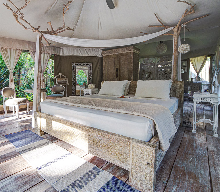Accommodation Suite Tent Banten Sandat Glamping Tents